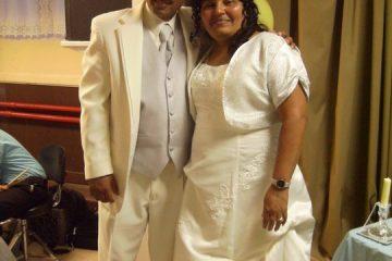 Carlos y Elizabeth Diaz